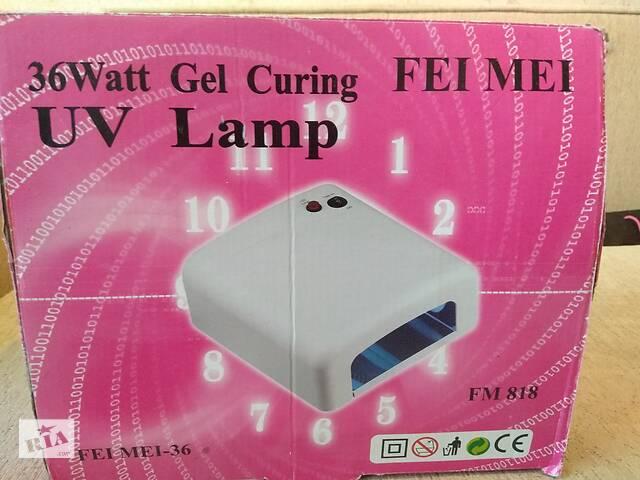 УФ лампа для маникюра