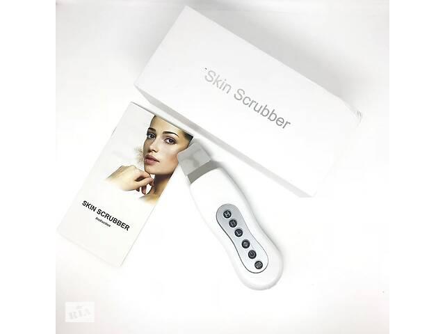 продам Ультразвуковой УЗ скрабер SC323 Ultrasonic Scrubber аппарат чистки кожи Zemits Skin Beauty Expert ISO 1050 бу в Рівному