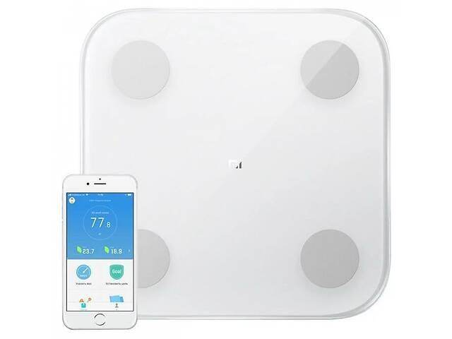 купить бу Умные весы Xiaomi Mi Body Composition Scale 2 в Запорожье