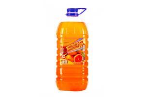 Жидкое мыло с ароматом грейпфрута 5 л Чаривница