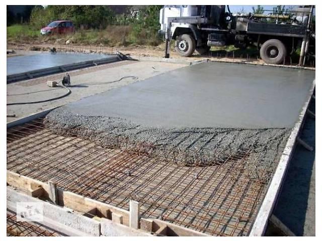 бетон- объявление о продаже  в Житомире
