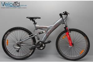 б/в Велосипеди-двопідвіси Bergamont