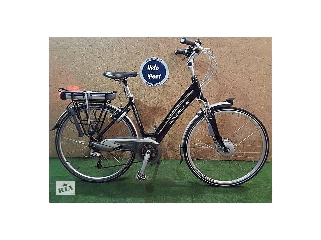 бу Електро велосипед Gazelle Fuente Innergy / Deore Alivio в Тернополе