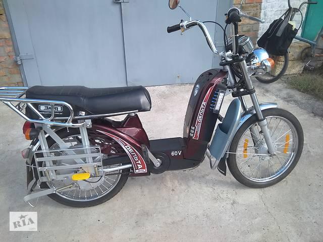 купить бу Электровелосипед Заря Дельта в Прилуках