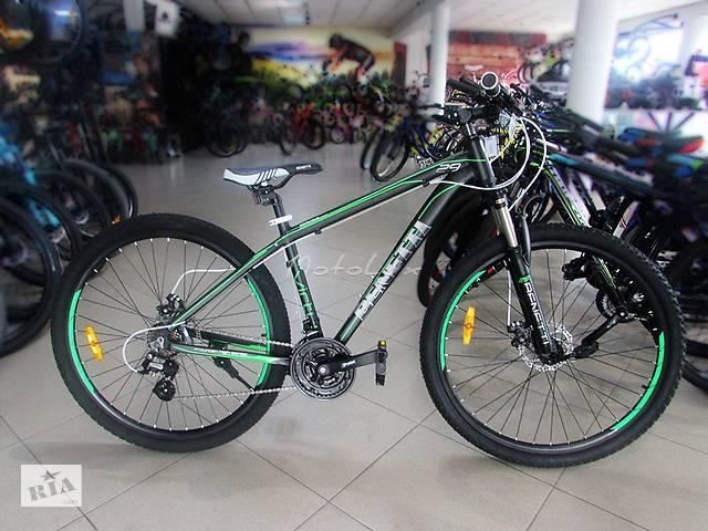 Горный велосипед Benetti Special Virtu DD, колесо 29, рама 18, black n green- объявление о продаже  в Мукачево