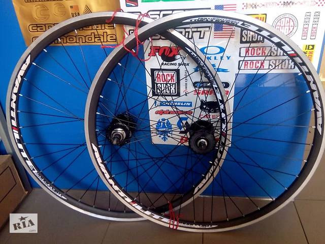 Вело колеса 28 дюймів фікс- объявление о продаже  в Харкові