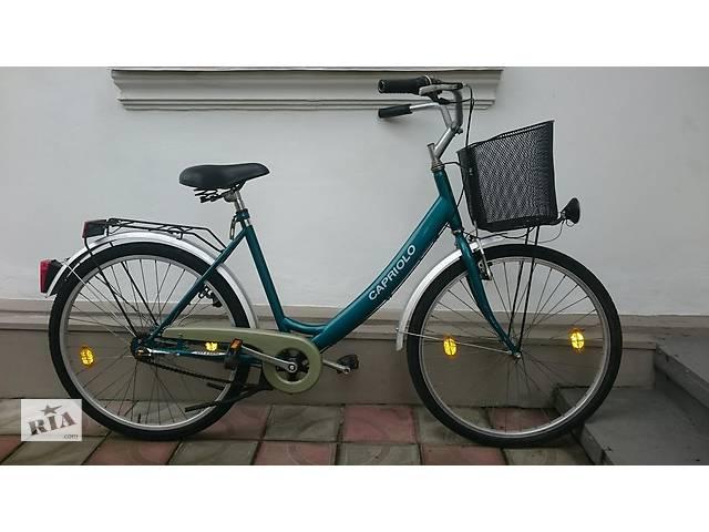 купить бу Велосипед 26 Capriolo планетарка 3 в Бучаче