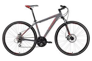 Велосипед Centurion Cross C5-MD 2018 (Серый, 53 см)