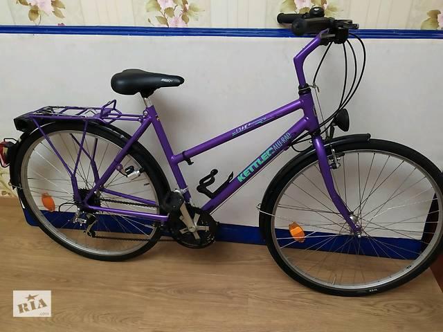 купить бу Велосипед дамка Kettler 28 алюминиевий в Луцке