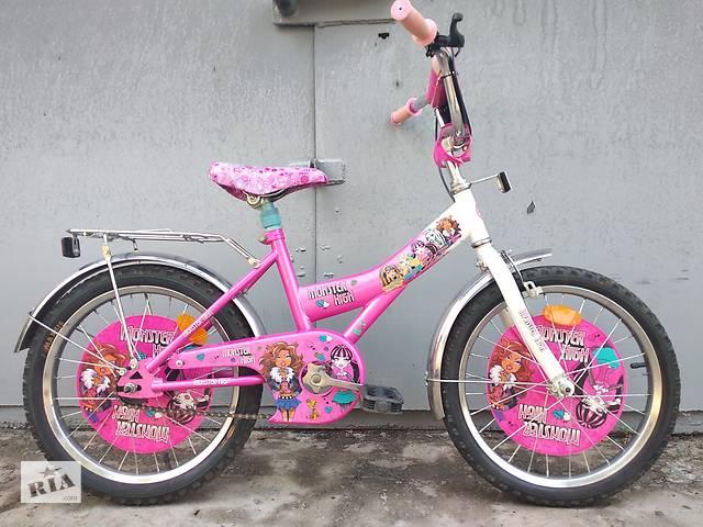 продам Велосипед MonsterHigh 5-9 років бу в Сєверодонецьку