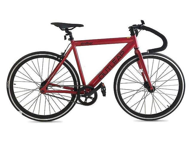 Велосипед Outleap Heritage Bordeaux 2019 (Бордовый, 58)- объявление о продаже  в Дубно