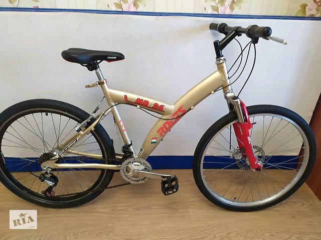 купить бу Велосипед Roces 26 алюминиевий в Луцке