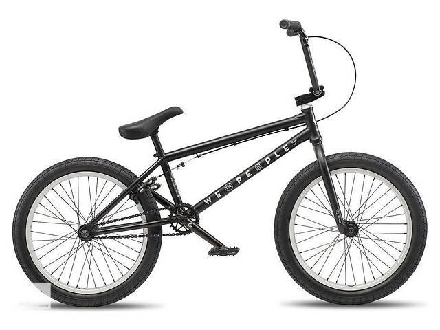 Велосипед WeThePeople BMX Arcade 20.5 Matt black 2019- объявление о продаже  в Дубні