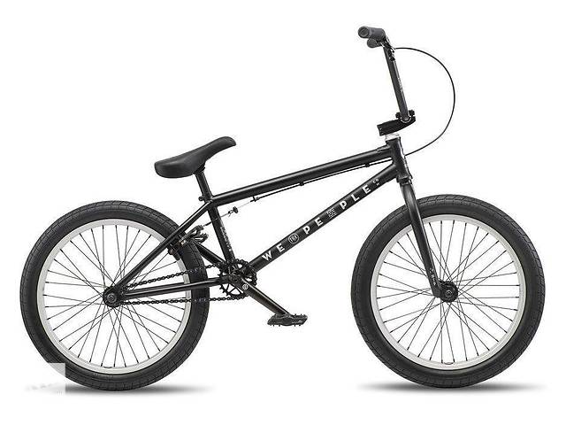 бу Велосипед WeThePeople BMX Arcade 21 Matt black 2019 в Дубні