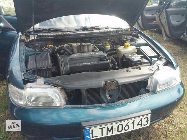 продам блок двигателя 1.6i Daewoo Nubira блок мотора  бу в Львове