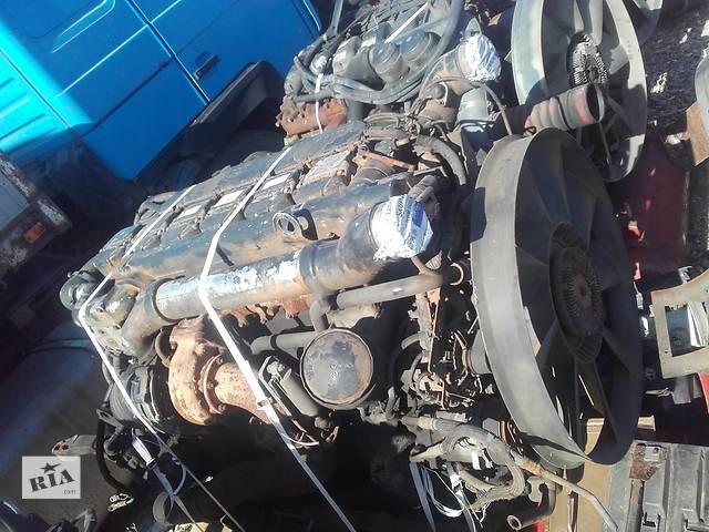 бу Двигатель MAN 8 Б/У в Березному