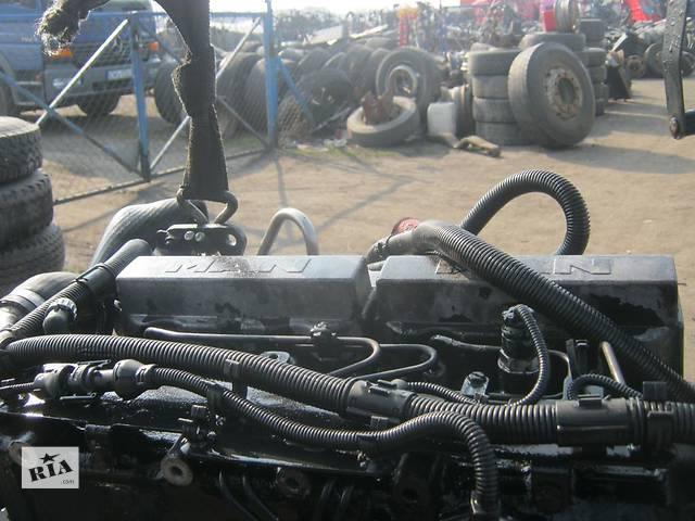 Двигатель MAN L 2000 Б/У- объявление о продаже  в Березному