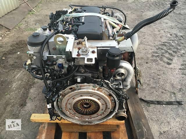 Двигатель MAN TGL Б/У- объявление о продаже  в Березному