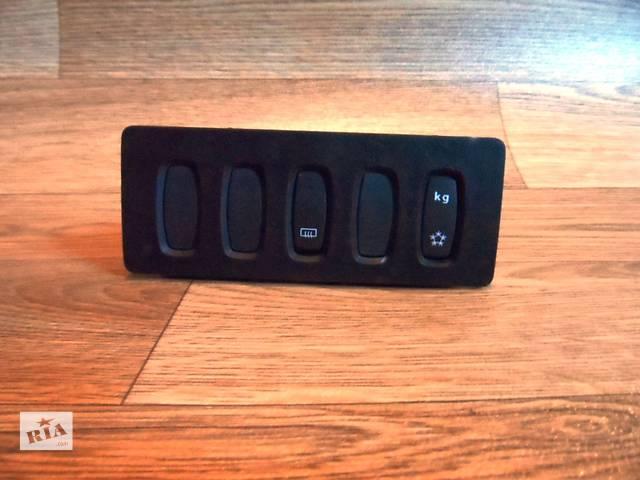 продам Блок кнопок в торпеду Рено Renault Мастер Master Опель Opel Мовано Movano 2003-2010 бу в Ровно