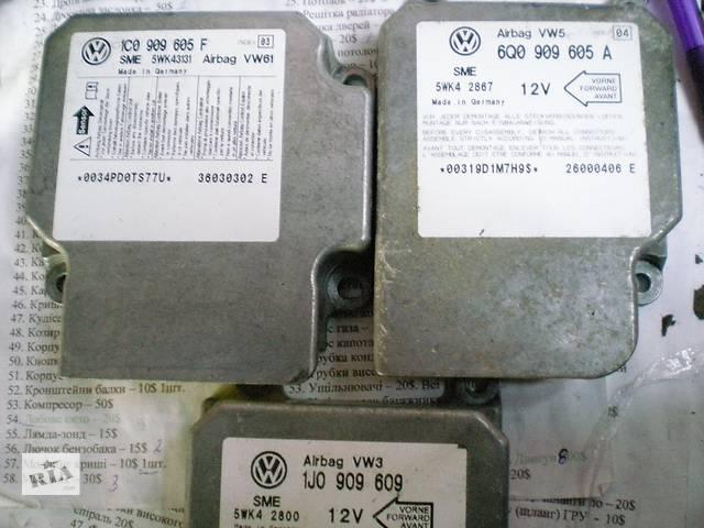 продам Блок управления AirBag  Volkswagen Golf IV бу в Луцке
