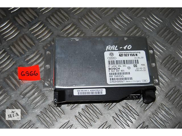 блок управления АКПП для Audi A6 Allroad 2.5tdi 4Z7927156H- объявление о продаже  в Львове