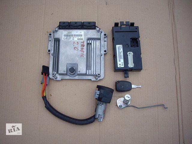 продам Блок управления двигателем для легкового авто Renault Trafic 2002-15 бу в Луцке