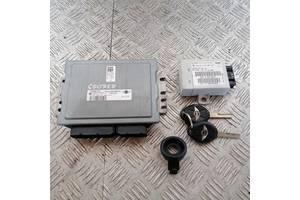 Блок управління двигуном Іммобілайзер замок 7557395 MINI R50 1.6 Комплект під замовлення 4-8 дн.