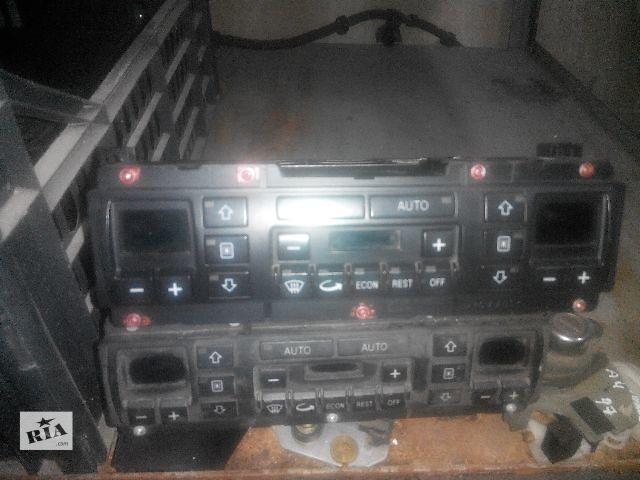 бу Блок управления печкой/климатконтролем для легкового авто Audi A8 1997 в Львове