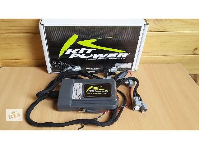 купить бу Блок увеличения мощности Kitpower KPP-CR 2.5-190 на Nissan Navara 2.5 в Киеве