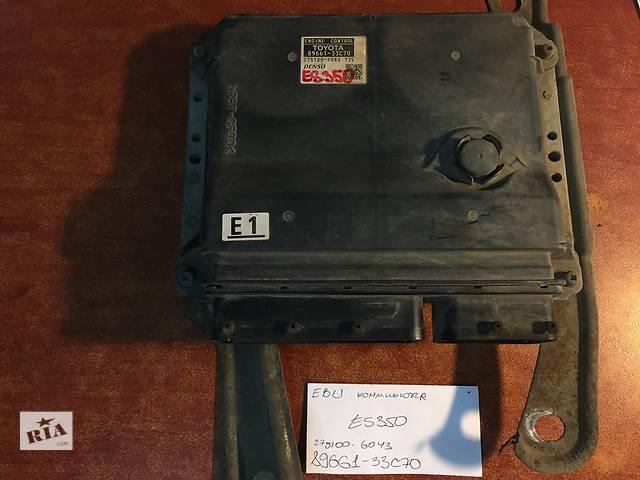 бу Блолок управления  89661-33c70 Lexus ES в Одессе