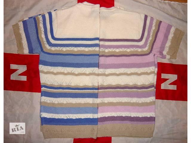 купить бу Блуза,кофточка летняя,трикотаж «Bm»р.50-52. в Николаеве