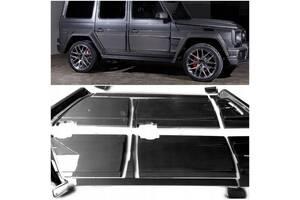 Body kit mercedes w463 brabus widestar carbon