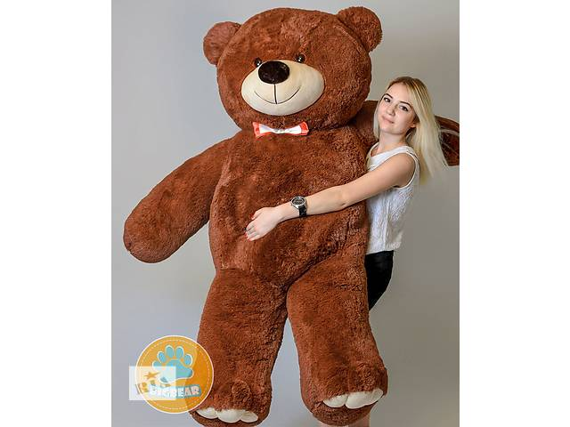 бу Большие плюшевые медведи  от производителя 200см. в Тернополе