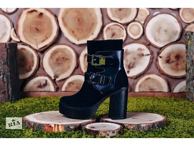 """Ботинки """"корсет"""" код 714б1- объявление о продаже  в Николаеве"""