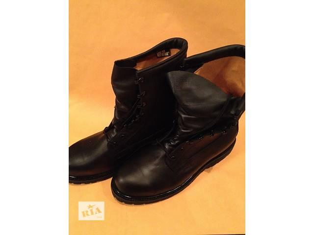 Ботинки кожаные армейские берцы Bates ICWB (Б – 282)  44 - 45 размер- объявление о продаже  в Херсоне