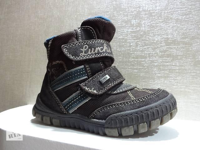 купить бу Ботинки на мальчика 26р Lurchi в Одессе