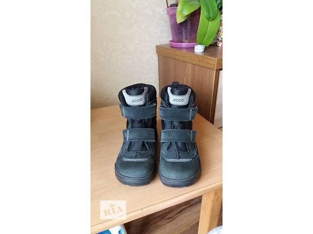 бу Ботинки зимние ecco gortex для мальчика  в Черкассах