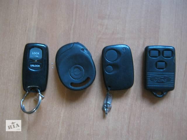 брелок(пульт) штатной сигнализации автомобиля- объявление о продаже  в Ахтырке