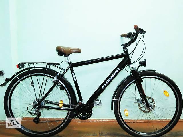 БУ Велосипед Fischer Made in Germany- объявление о продаже  в Дунаевцах (Хмельницкой обл.)