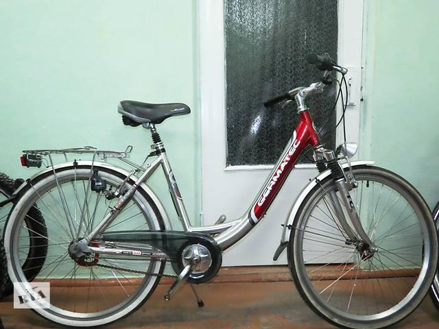 купить бу БУ Велосипед Germatec City в Дунаевцах (Хмельницкой обл.)