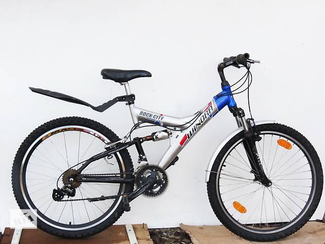 продам БУ Велосипед Winora Rock City бу в Дунаевцах (Хмельницкой обл.)