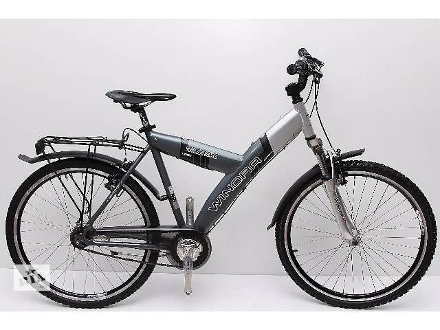 купить бу БУ Велосипед Winora Wildness - Veloed в Дунаевцах (Хмельницкой обл.)
