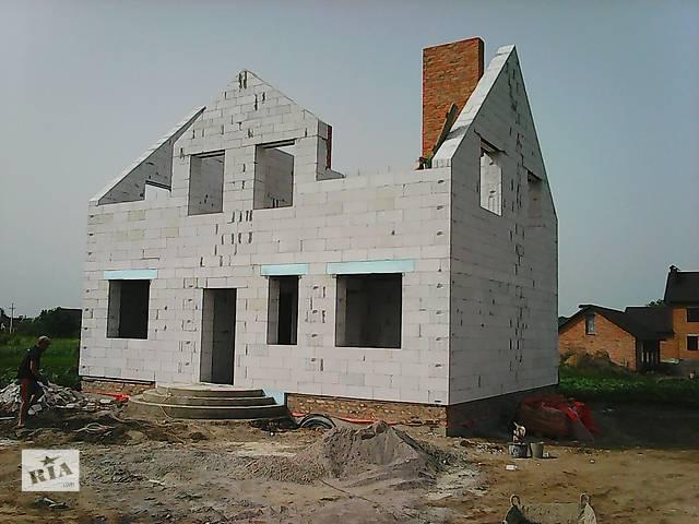 Строительство домов- объявление о продаже  в Виннице