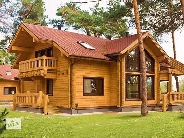 бу Строительство деревянных домов .  в Украине