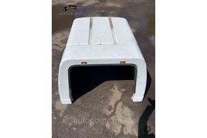 Будка пластиковая ЗАЗ Таврия Пикап 110557