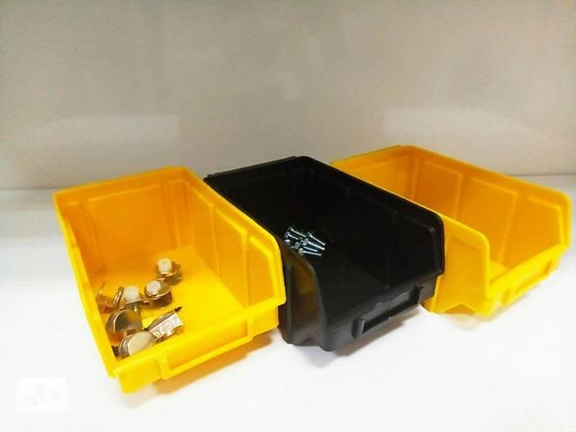 Ящик пластиковый для инструментов (гвоздей, болтов, шурупов) на склад, производство или  в магазин Харьков- объявление о продаже  в Одессе