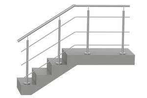 Нові Перила для сходів
