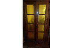 б/в Дерев'яні двері
