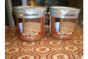 Новые Краски для дерева Tikkurila