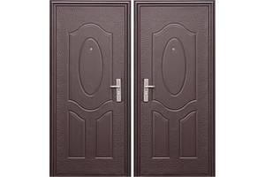 Новые Металлические двери